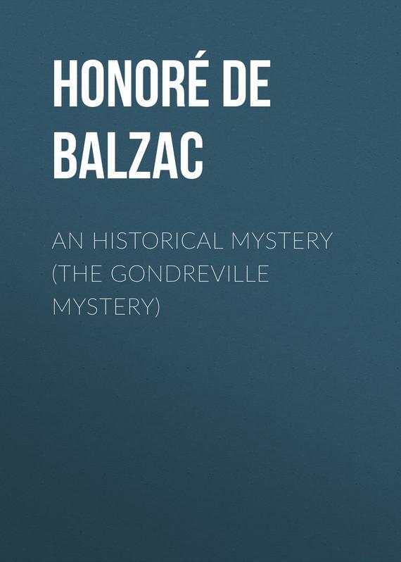 An Historical Mystery (The Gondreville Mystery)