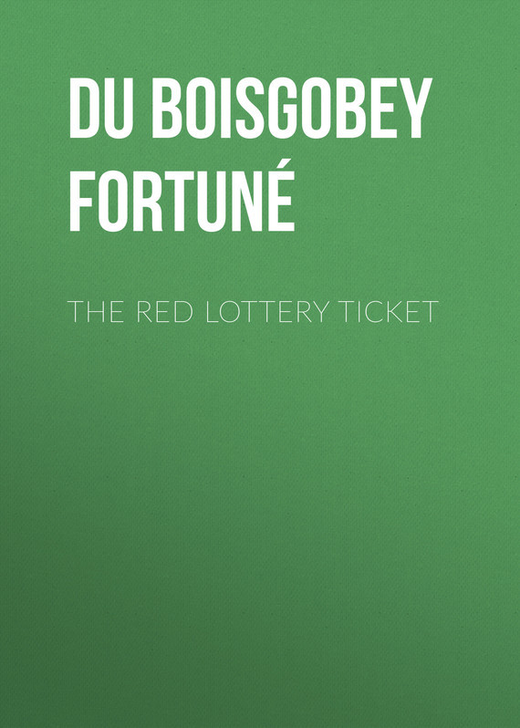 Du Boisgobey Fortuné The Red Lottery Ticket 51 pcs digital number color lottery tennis game ball