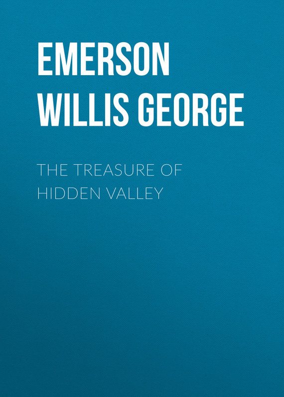 Emerson Willis George The Treasure of Hidden Valley treasure of the golden cheetah