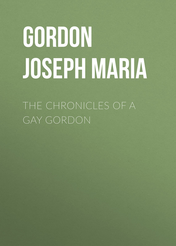 Gordon Joseph Maria The Chronicles of a Gay Gordon new pure au750 rose gold love ring lucky cute letter ring 1 13 1 23g hot sale