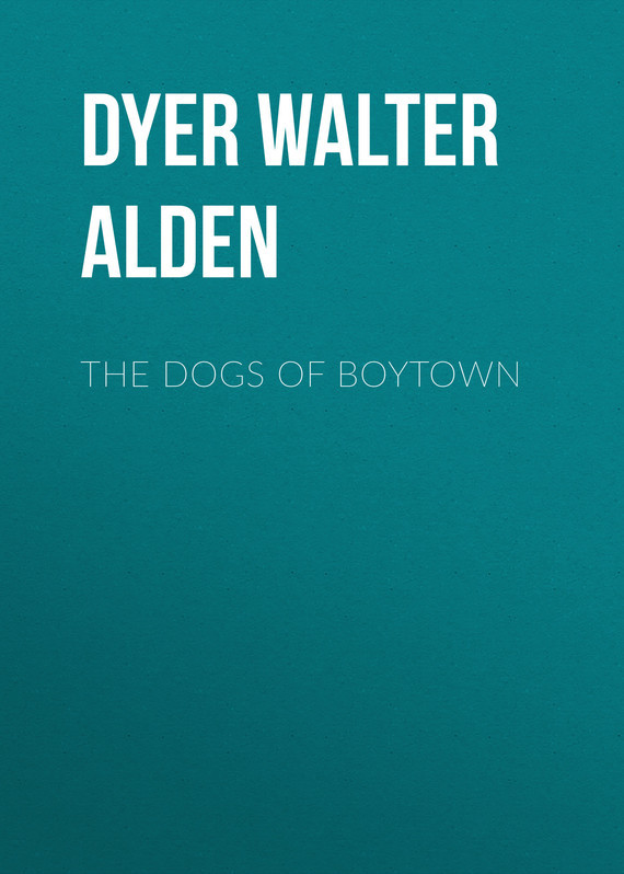 Dyer Walter Alden The Dogs of Boytown цена