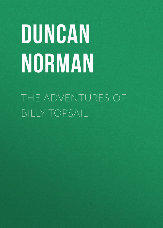 Duncan Norman The Adventures of Billy Topsail oxygen norman