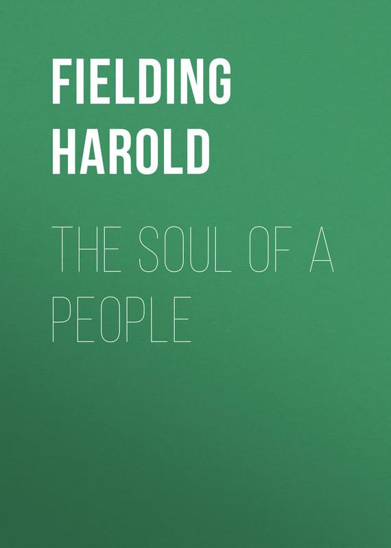 Fielding Harold The Soul of a People fielding harold amelia volume 1