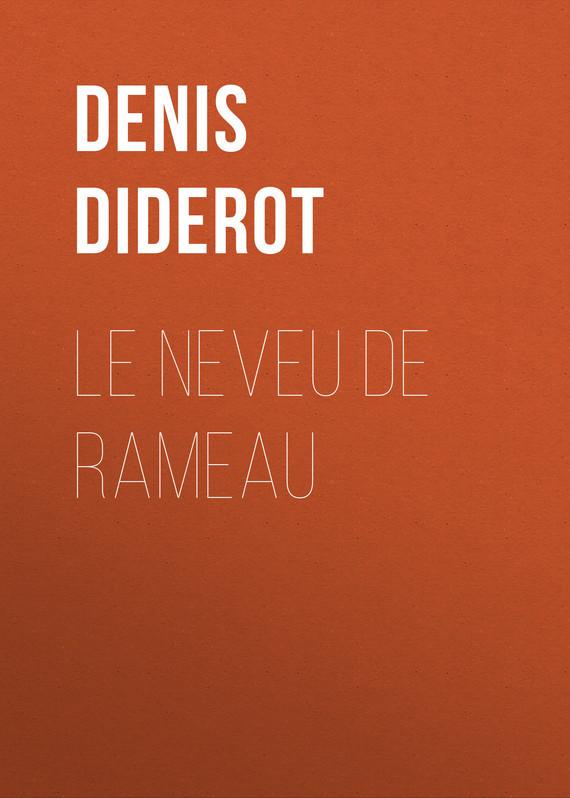Denis Diderot Le neveu de Rameau diderot rameau s nephew