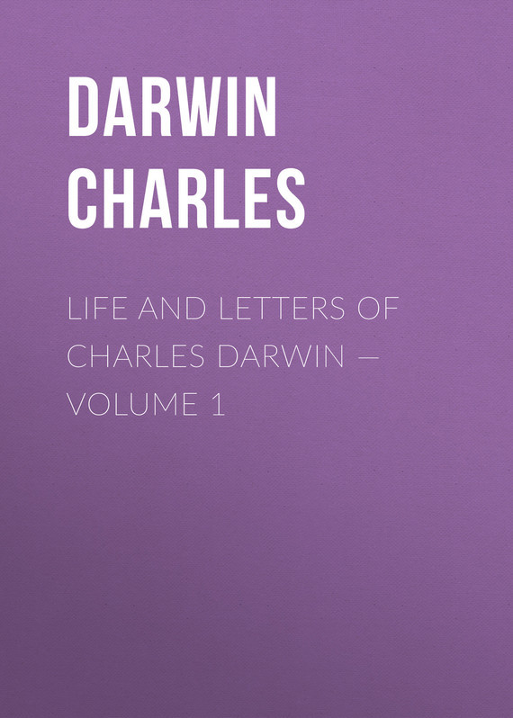 Darwin Charles Life and Letters of Charles Darwin — Volume 1 knights of sidonia volume 6