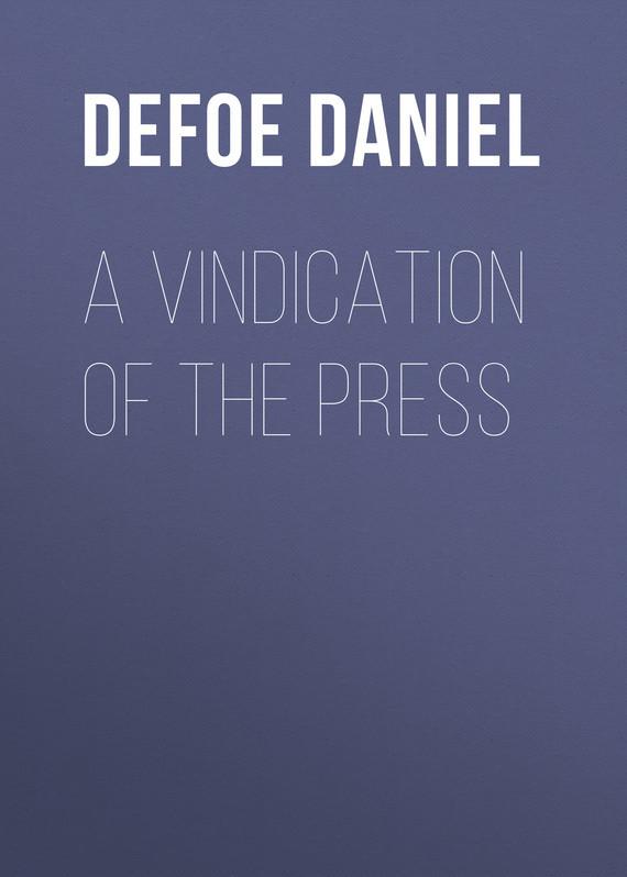 Даниэль Дефо A Vindication of the Press automatic dumpling gyoza press maker 7 6cm diameter sized