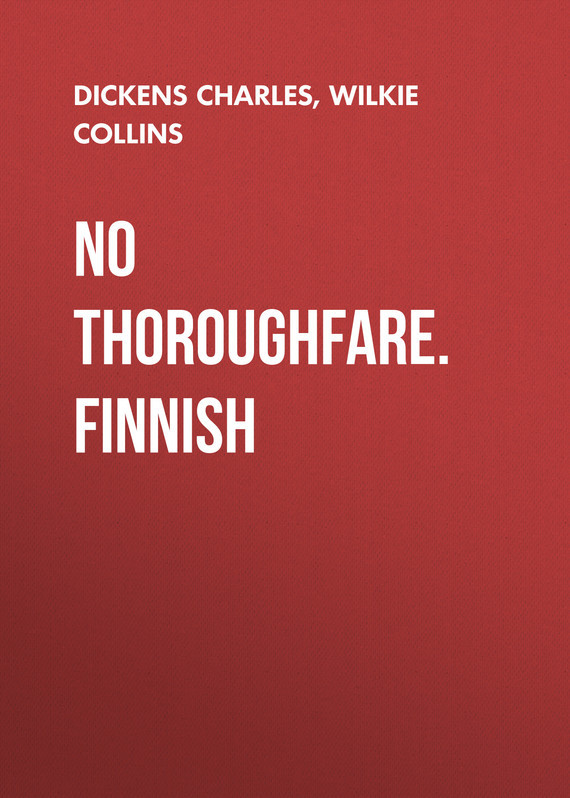 No thoroughfare. Finnish