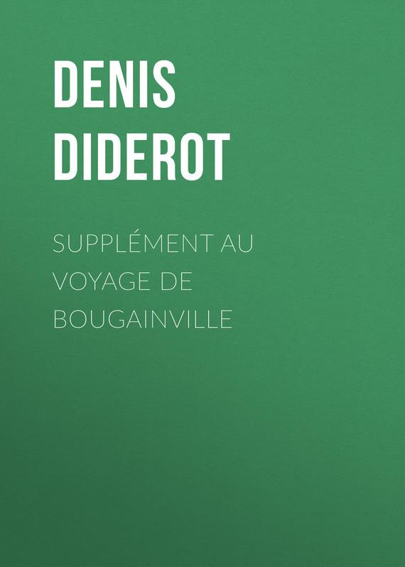 Denis Diderot Supplément au Voyage de Bougainville