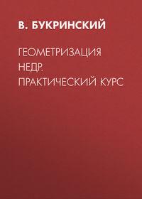 В. Букринский - Геометризация недр. Практический курс