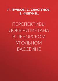 С. Сластунов - Перспективы добычи метана в Печорском угольном бассейне