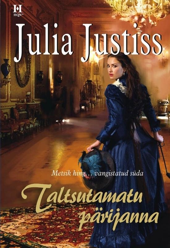 Julia Justiss. Taltsutamatu pärijanna