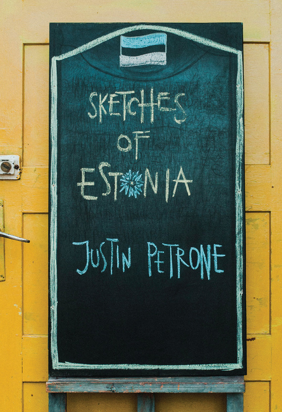 Justin Petrone Sketches of Estonia спот brilliant milano g29710 76