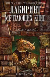 Вальтер Моэрс - Лабиринт Мечтающих Книг