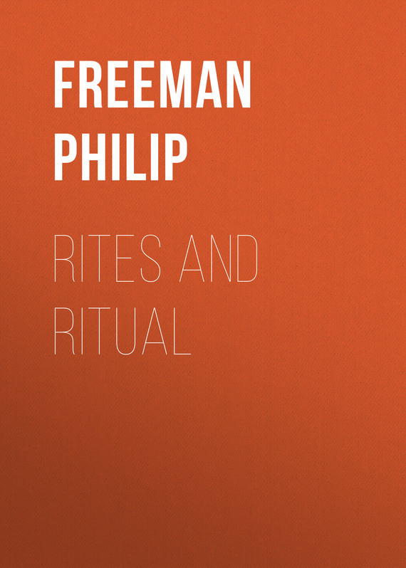 Freeman Philip Rites and Ritual rites still vip22