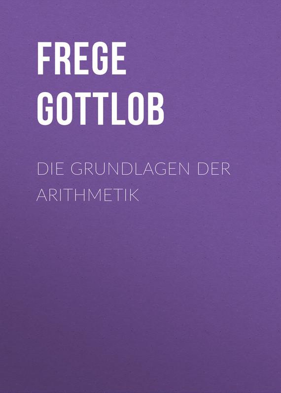 Frege Gottlob Die Gr...