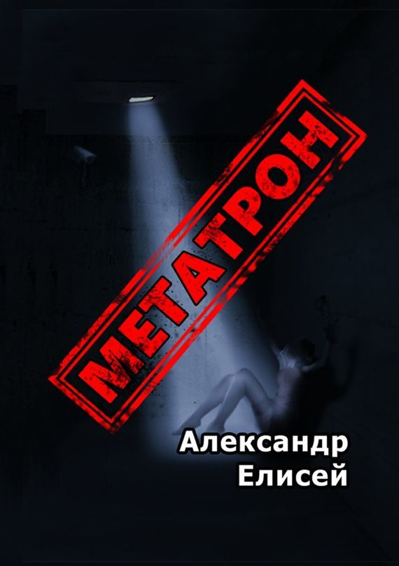 Обложка книги Метатрон. Роман, автор Александр Елисей