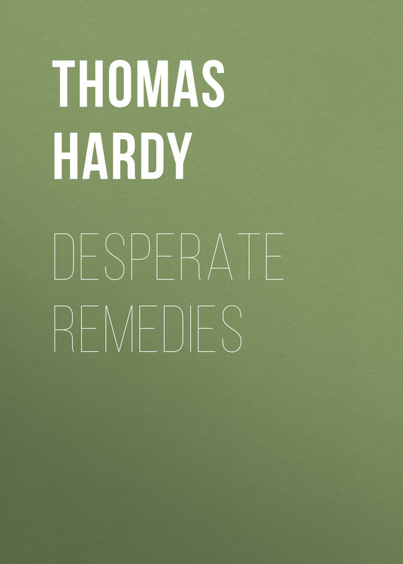 Thomas Hardy Desperate Remedies thomas hardy tessin tarina