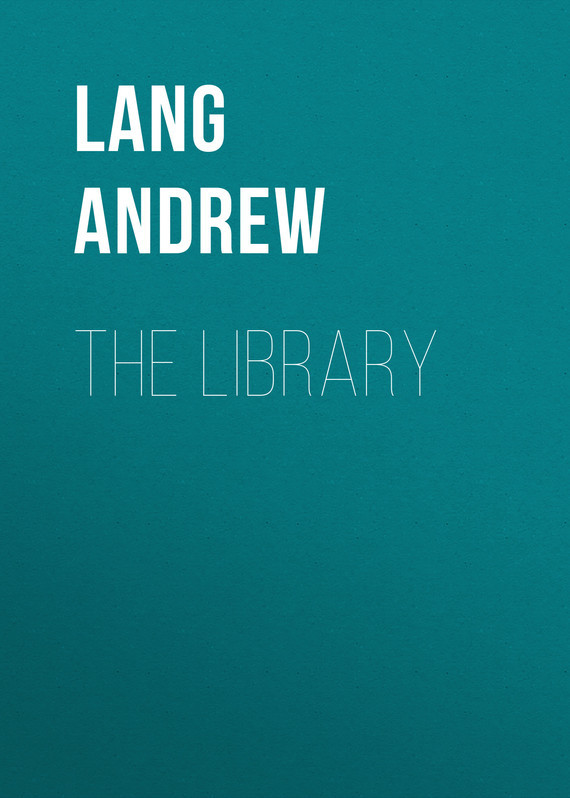 Lang Andrew The Library все цены