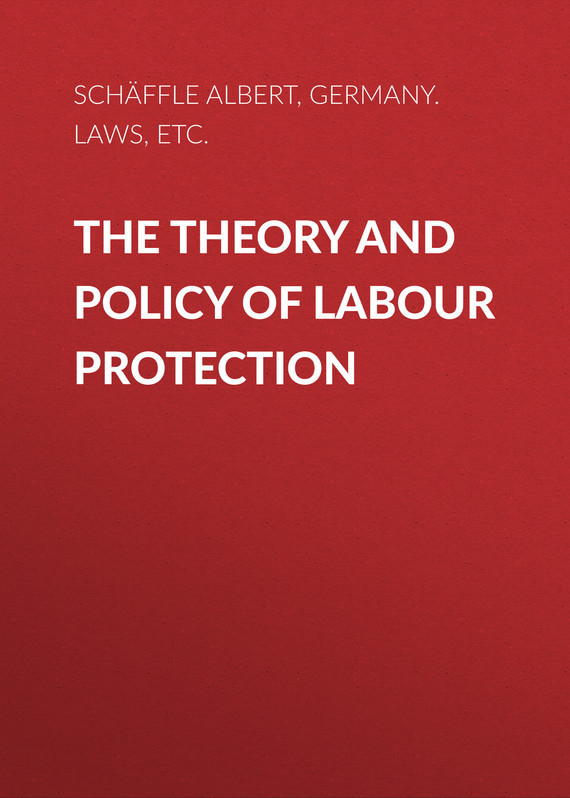 Germany. Laws, statutes, etc. The Theory and Policy of Labour Protection the effect of motivation on labour turnover
