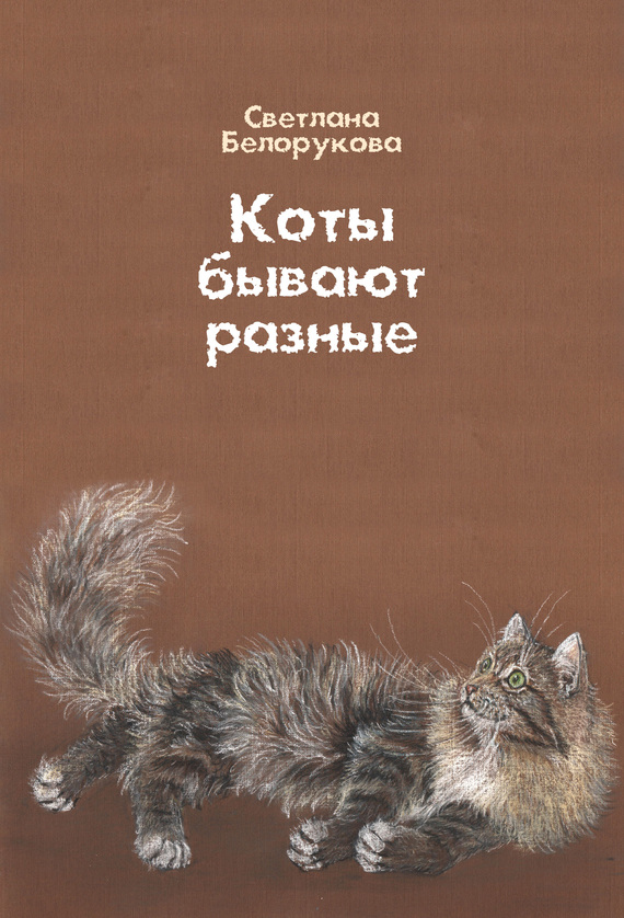 Светлана Белорукова. Коты бывают разные