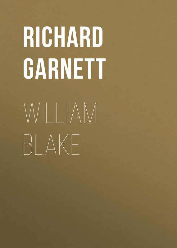 Richard Garnett William Blake blake william poems