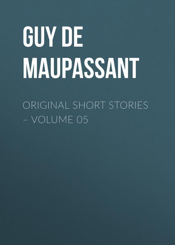 Original Short Stories– Volume 05