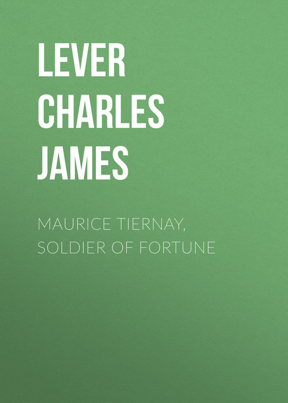 Lever Charles James Maurice Tiernay, Soldier of Fortune