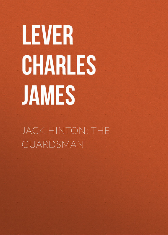 Lever Charles James Jack Hinton: The Guardsman