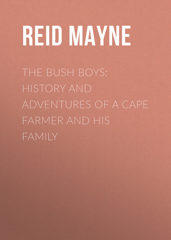 Майн Рид The Bush Boys: History and Adventures of a Cape Farmer and his Family a history of the family