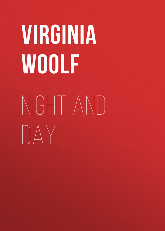 Virginia Woolf Night and Day