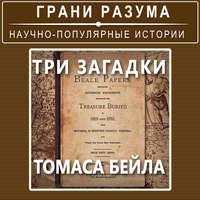 Анатолий Стрельцов - Три загадки Томаса Бейла