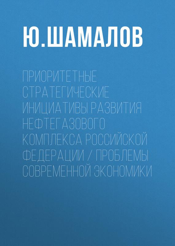 Приоритетные стратегические инициативы развития нефтегазового комплекса Российской Федерации / Проблемы современной экономики