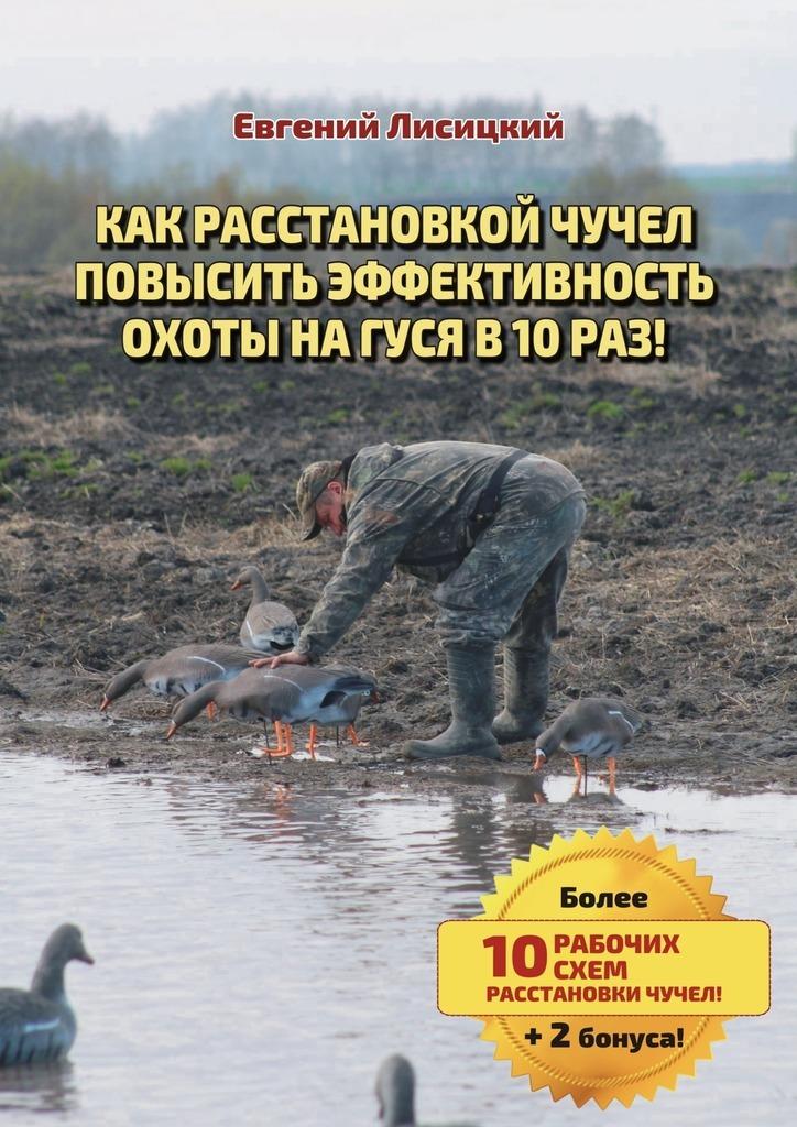 Евгений Лисицкий Как расстановкой чучел повысить эффективность охоты нагуся в10раз!