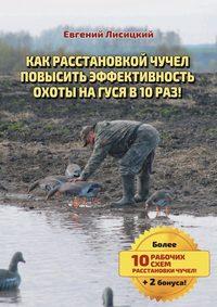 Евгений Лисицкий - Как расстановкой чучел повысить эффективность охоты нагуся в10раз!