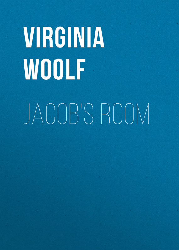 Virginia Woolf Jacob's Room