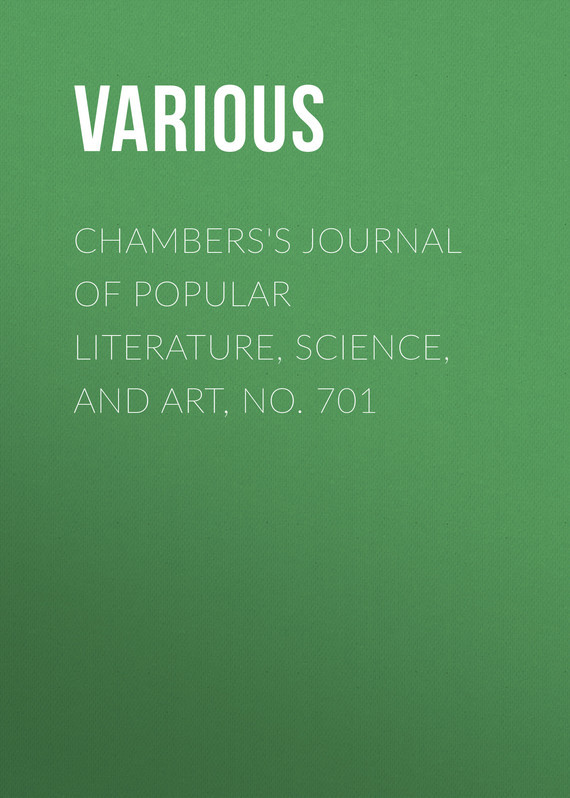 Various Chambers's Journal of Popular Literature, Science, and Art, No. 701 fundamentals of forensic science