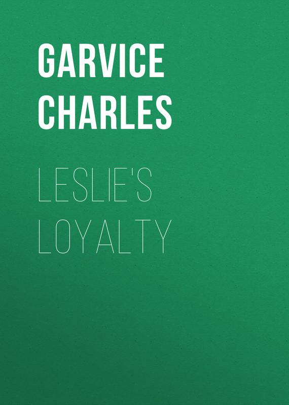 Garvice Charles Leslie's Loyalty loyalty page 8