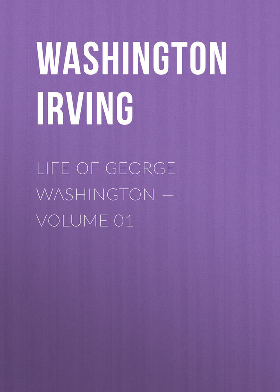 Washington Irving Life of George Washington — Volume 01 life of picasso volume i