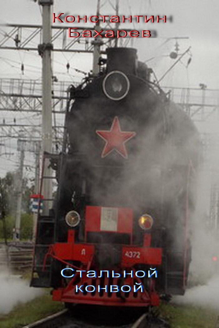 Константин Павлович Бахарев Стальной конвой vostok 420892 восток
