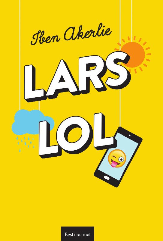 Iben Akerlie Lars lol ISBN: 9789949596881 iben akerlie lars lol isbn 9789949596881