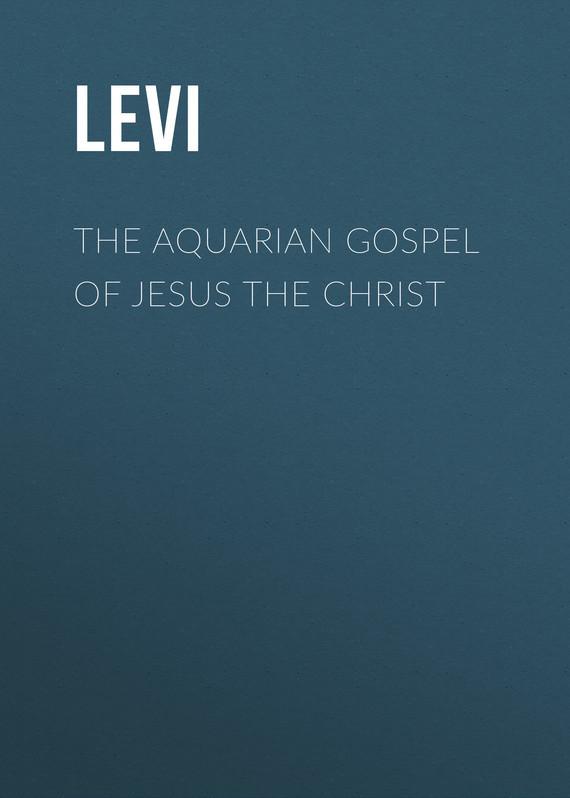 Levi The Aquarian Gospel of Jesus the Christ рубашка levi s®