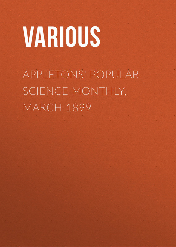 Appletons' Popular Science Monthly, March 1899