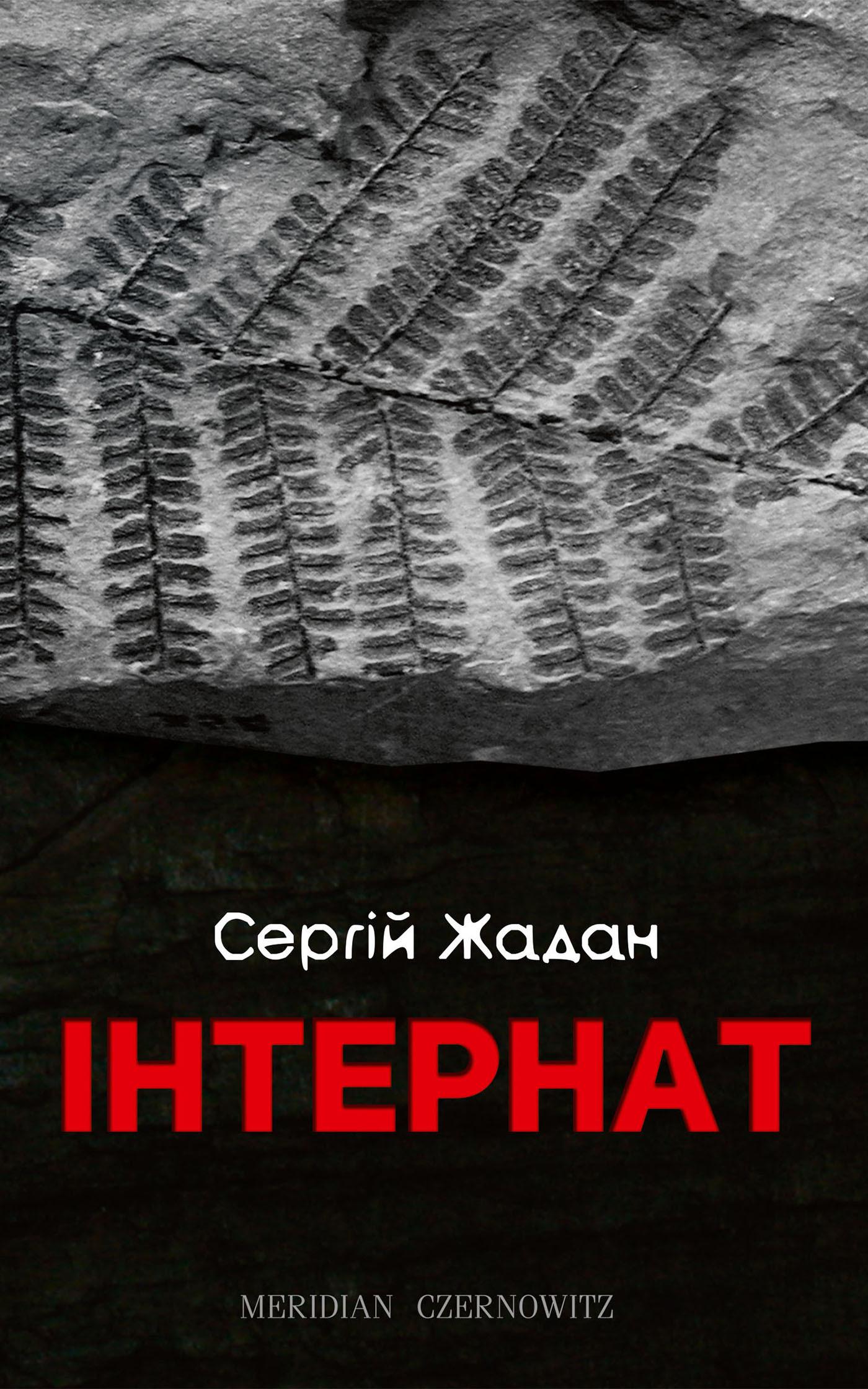 Сергій Жадан. Інтернат
