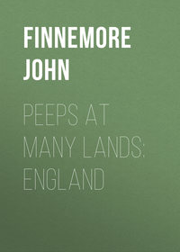 Finnemore John - Peeps at Many Lands: England