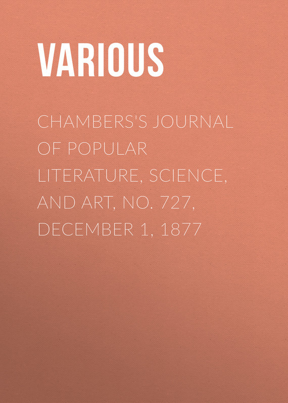 Various Chambers's Journal of Popular Literature, Science, and Art, No. 727, December 1, 1877 fundamentals of forensic science