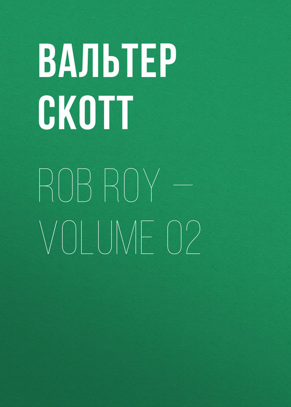 Rob Roy — Volume 02
