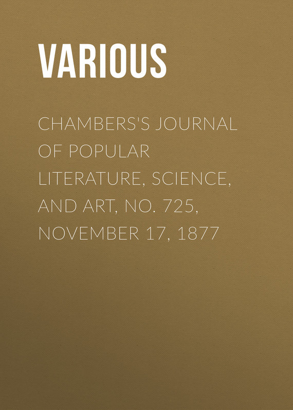 Various Chambers's Journal of Popular Literature, Science, and Art, No. 725, November 17, 1877 fundamentals of forensic science