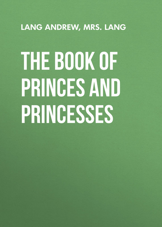 Mrs. Lang The Book of Princes and Princesses the ghost and mrs mcclure