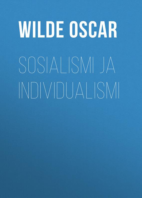Sosialismi ja individualismi