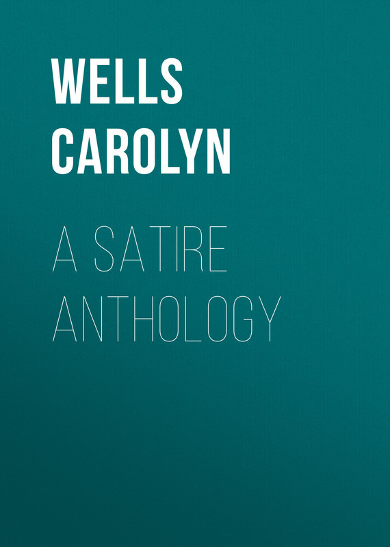 Wells Carolyn A Satire Anthology rainbow anthology 1975 1984 cd